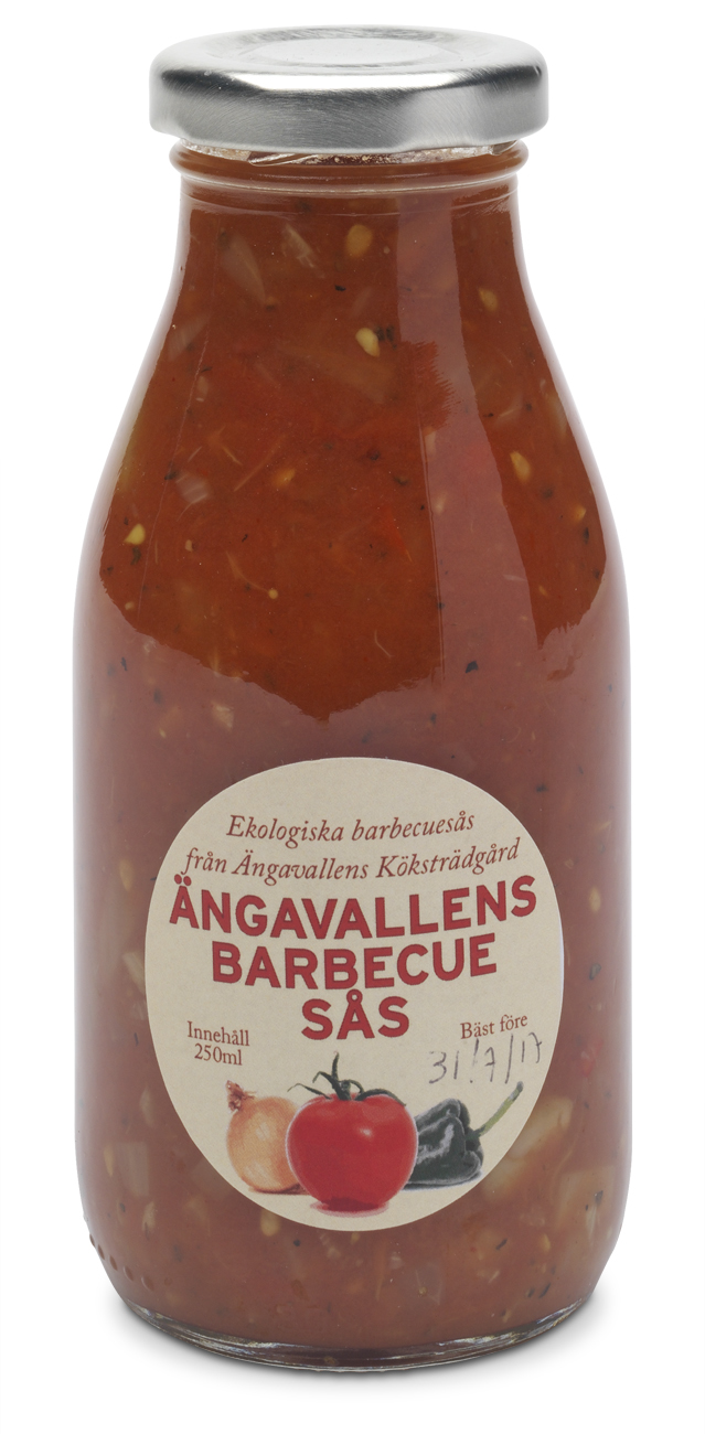 Ängavallens Barbequesås