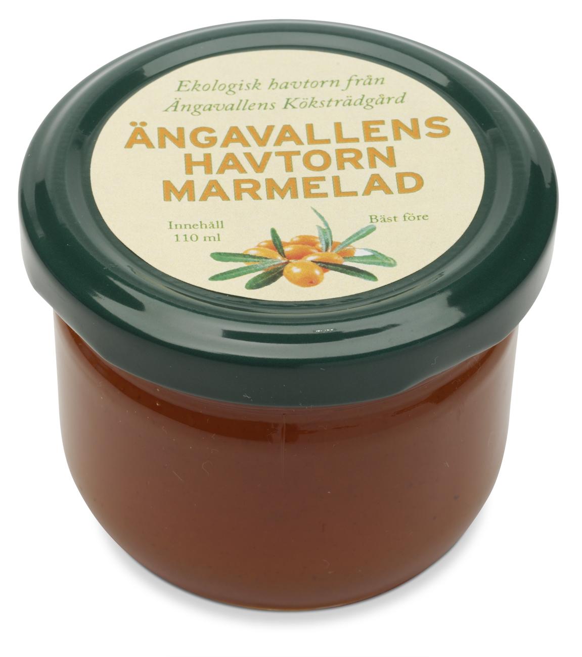 Ängavallens Havtorns marmelad