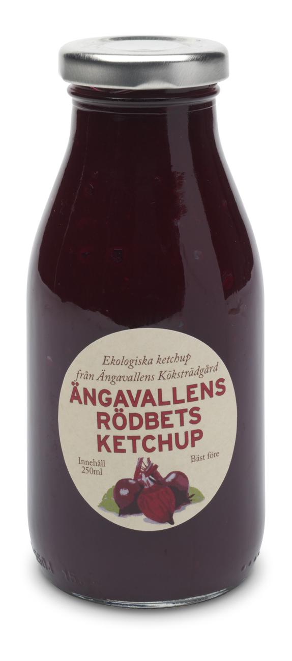 Ängavallens Rödbets Ketchup